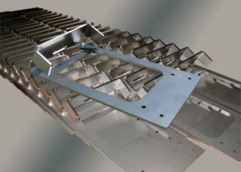 Precision Formed Stainless Bracket