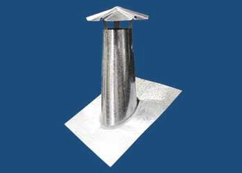 Tapered Steep Roof Jack with Cap