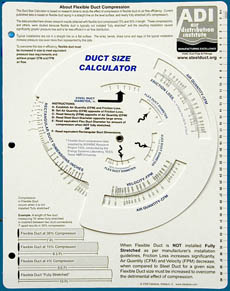 Adi Duct Size Calculator Archives - M&M Manufacturing
